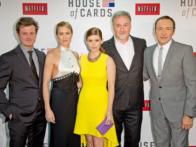 ネットフリックスの新ドラマ「House of Cards」がSNSで大きな話題に