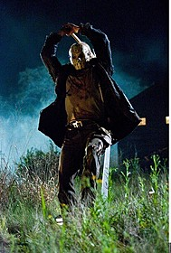 2009年リメイク版の殺人鬼ジェイソン「13日の金曜日」