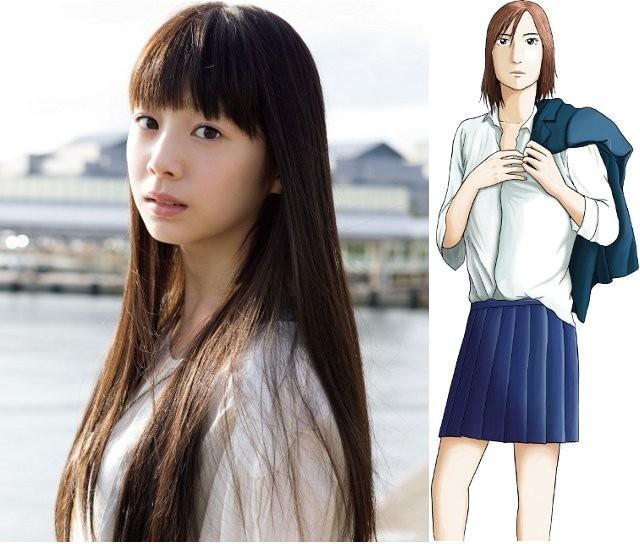 夏帆、染谷将太×園子温の再タッグドラマ「みんな!エスパーだよ!」で体当たりのヤンキー役