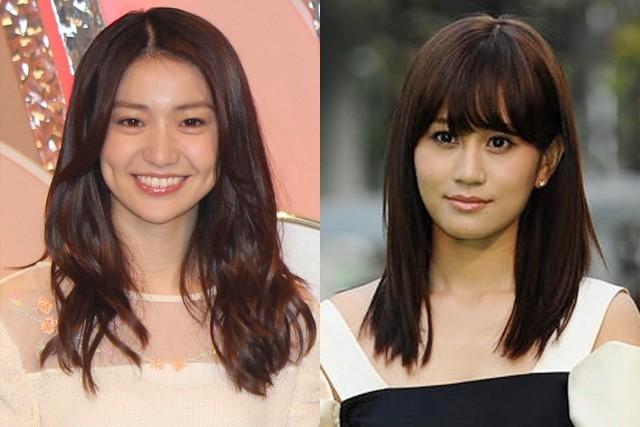 大島優子、日本アカデミー賞話題賞に 授賞式で前田敦子と2ショット!