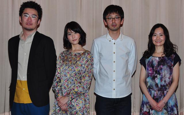 中野量太監督、15年目での長編映画公開に喜びかみ締める