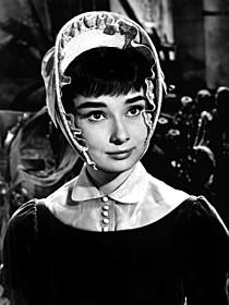 ハリウッド版「戦争と平和(1956)」の一場面「戦争と平和(1956)」
