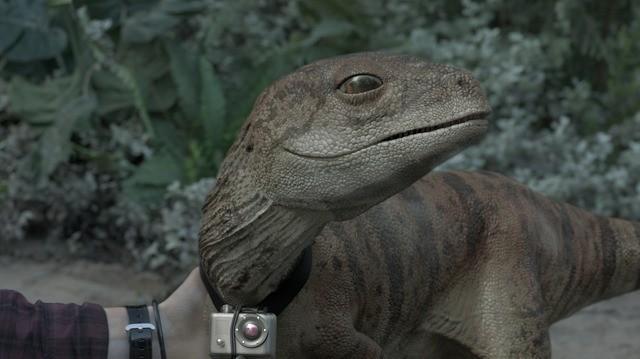 ムツゴロウ、荒俣宏、矢追純一がうなった新感覚恐竜映画、メイキング画像公開!