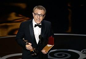 助演男優賞に輝いたクリストフ・ワルツ「ジャンゴ 繋がれざる者」