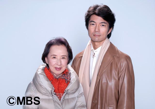 仲村トオル&八千草薫「母。わが子へ」で初共演
