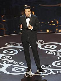 第85回アカデミー賞で司会を務めた セス・マクファーレン「テッド」