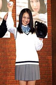 昨年の国民的美少女コンテストグランプリ・吉本実憂