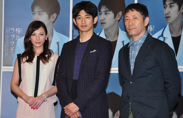 瑛太、同時期に3本のドラマ主演は「チャンスだと思っています」