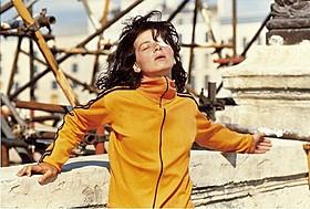 「ポンヌフの恋人」(91)の一場面「ホーリー・モーターズ」