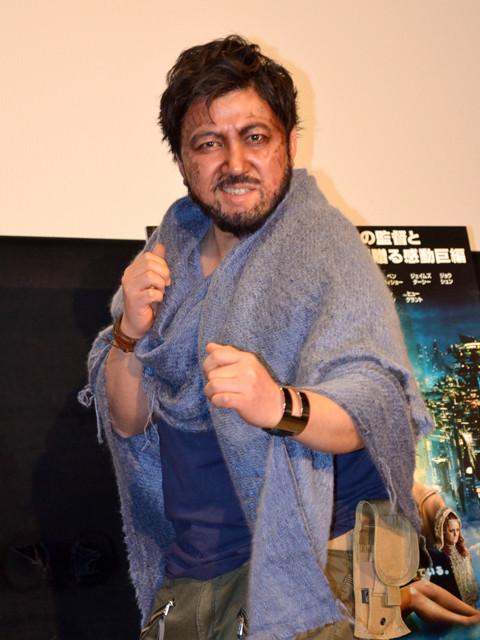 スギちゃん、俳優に転向?「西田敏行さんと共演したい」