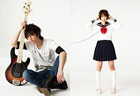 「カノジョは嘘を愛しすぎてる」に主演する佐藤健と ヒロイン・リコ役に大抜てきされた大原櫻子「カノジョは嘘を愛しすぎてる」