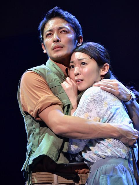 玉木宏、初舞台初日に万感の思い「今日のために稽古してきた」