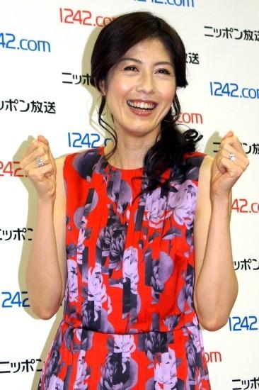 小島慶子、1年ぶりレギュラーラジオ 憧れのANNに登板「光栄」