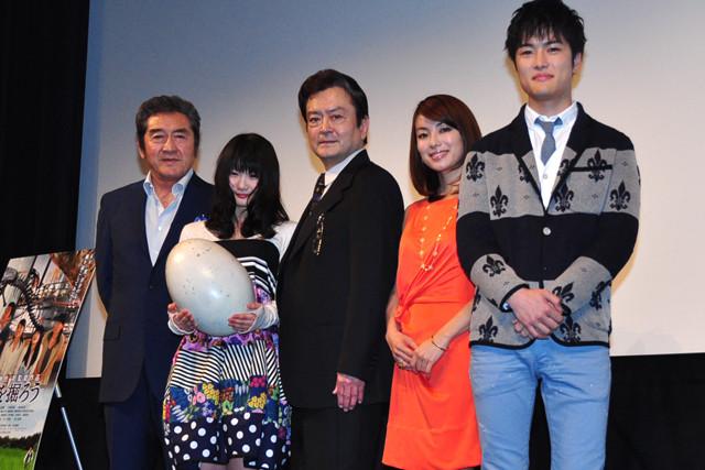 大和田伸也、65歳での監督デビューに「夢が実現した」