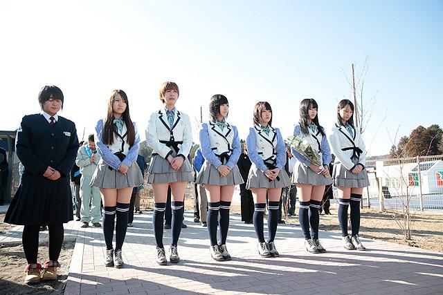 AKB48、3月11日に被災地10カ所を訪問 義援金総額は13億円に