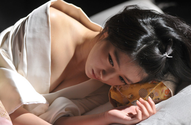 日南響子、主演映画「桜姫」で大胆な濡れ場に初挑戦