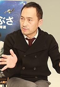 ハリウッド版「ゴジラ」への出演が発表された渡辺謙「ゴジラ」