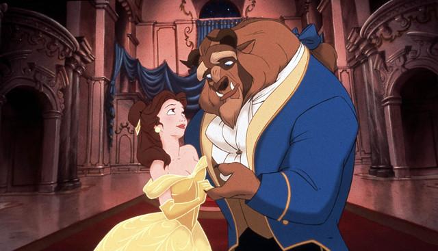 米ディズニー、「美女と野獣」を実写映画化