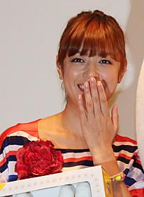 再婚の喜びを語る加藤紀子「劇場版ミッフィー どうぶつえんで宝さがし」