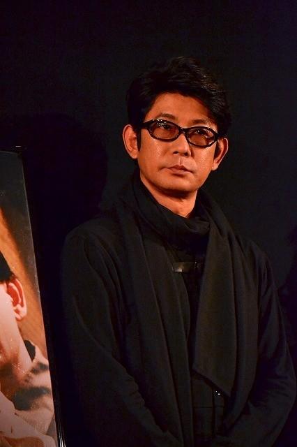 デビュー30周年・永瀬正敏、絶食して晩年の坂口安吾演じる