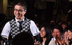 大歓迎を受けた乙武洋匡氏「だいじょうぶ3組」