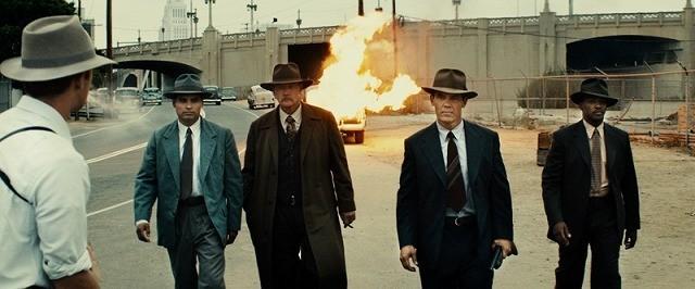 「L.A. ギャング ストーリー」日本版予告公開 監督&ブローリンのコメント到着