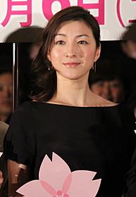 娘を亡くした母親役を演じる広末涼子「桜、ふたたびの加奈子」