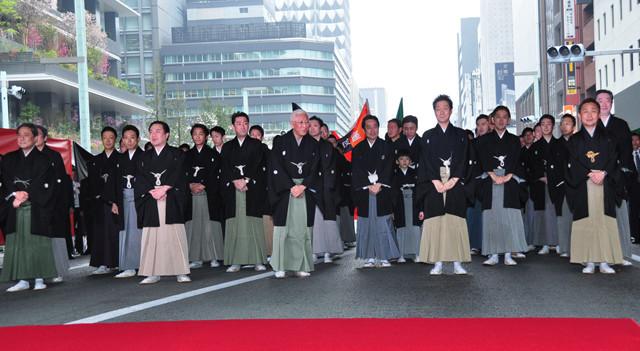 歌舞伎俳優63人の銀座練り歩きに3万2000人が歓声! - 画像5
