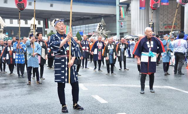 歌舞伎俳優63人の銀座練り歩きに3万2000人が歓声! - 画像10