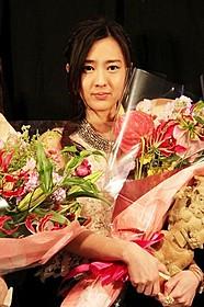 女優、プロデューサーで2冠の杉野希妃「おだやかな日常」