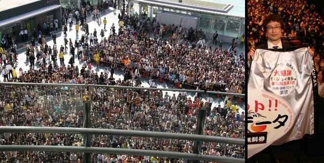 全国でニノ旋風!「プラチナデータ」大ヒット御礼舞台挨拶、1万6000人来場