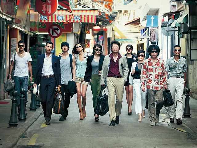 韓国で「グエムル」超えの観客動員No.1 「10人の泥棒たち」日本公開決定