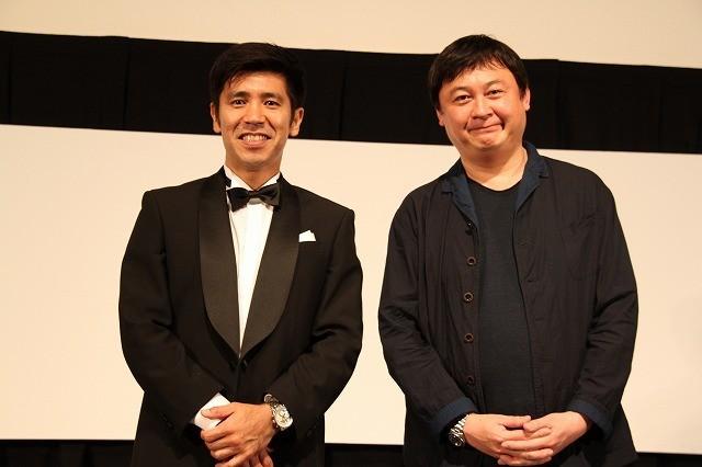 ゴリ、「探偵はBARにいる2」橋本監督の要望通り体毛を剃り落とす