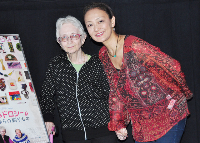 「ハーブ&ドロシー」世界中から寄付を募って製作されたアートドキュメンタリー続編が公開!