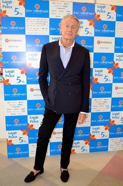 J・シュマッカー審査委員長、沖縄国際映画祭のさらなる発展に期待