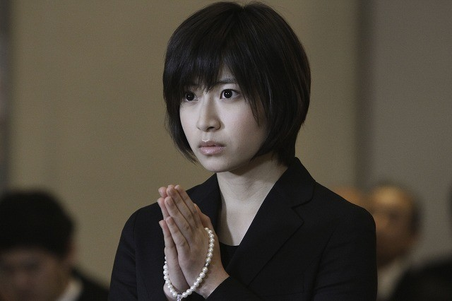 南沢奈央、ミステリー「お父さんは二度死ぬ」でNHK連ドラ初主演