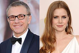 夫婦役を演じるクリストフ・ワルツとエイミー・アダムス「エド・ウッド」