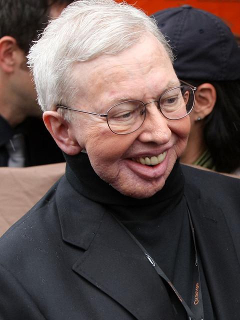 アメリカを代表する映画評論家ロジャー・エバート氏が死去