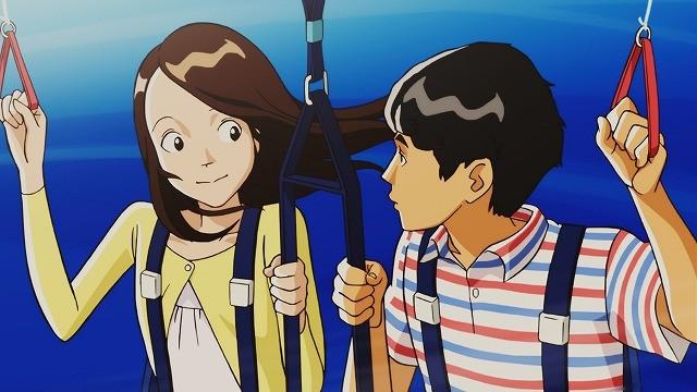 錦戸亮&堀北真希がアニメに!「県庁おもてなし課」本編に登場