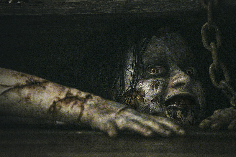 【全米映画ランキング】「死霊のはらわた」のリメイクがV。「ジュラシック・パーク 3D」は4位