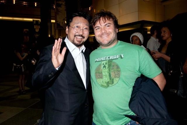 村上隆初監督作、LAで世界初お披露目!ジャック・ブラックも絶賛