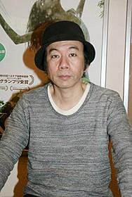 ボランティアスタッフ参加を呼びかけている塚本晋也監督「鉄男」