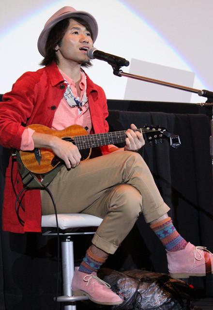 ナオト・インティライミ、主演映画の主題歌をファンに生披露