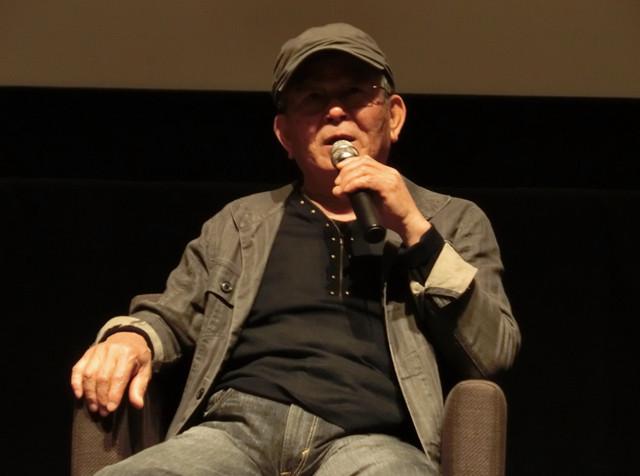 ジャッキー・チェンの吹き替え声優・石丸博也、人生初の舞台挨拶