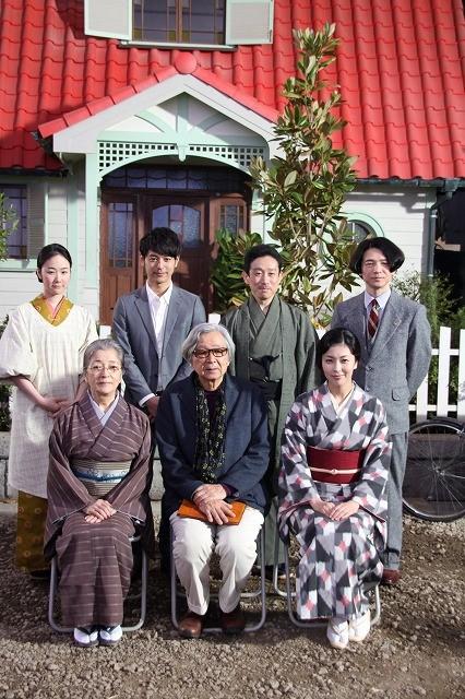 山田洋次監督「小さいおうち」撮影快調!松たか子、充実感にじませる