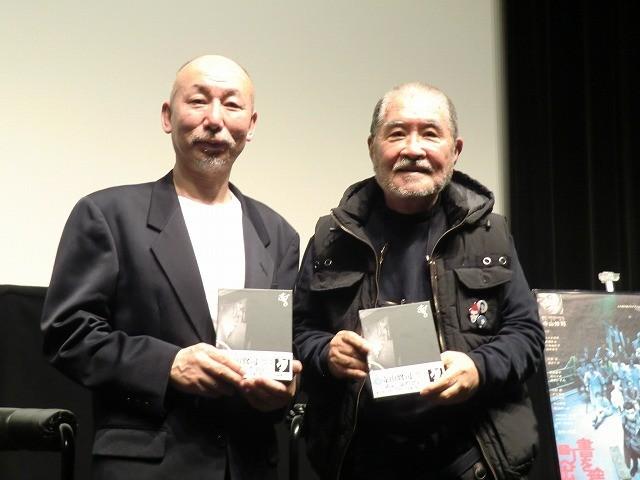 寺山修司「書を捨てよ町へ出よう」主演俳優と撮影監督が42年ぶり対面、思い出語る
