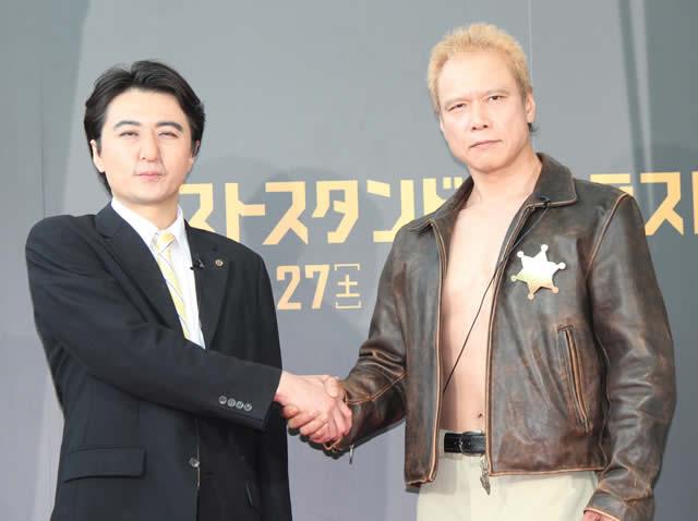 """「ラストスタンド」のシュワが新党""""日本アーノル党""""結成!?"""