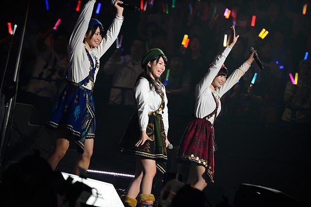初の組閣、終身名誉研究生がソロデビュー、卒業組の涙…SKE48濃密な春コンサート2日間
