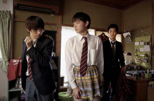「男子高校生の日常」実写映画化!菅田将暉、野村周平、吉沢亮が非モテ男子に