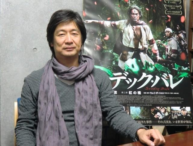 「セットにも生きざまがある」美術監督・種田陽平が語る「セデック・バレ」